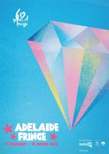 See Print Mint Adelaide for all Adelaide Fringe Poster and Flyer printing